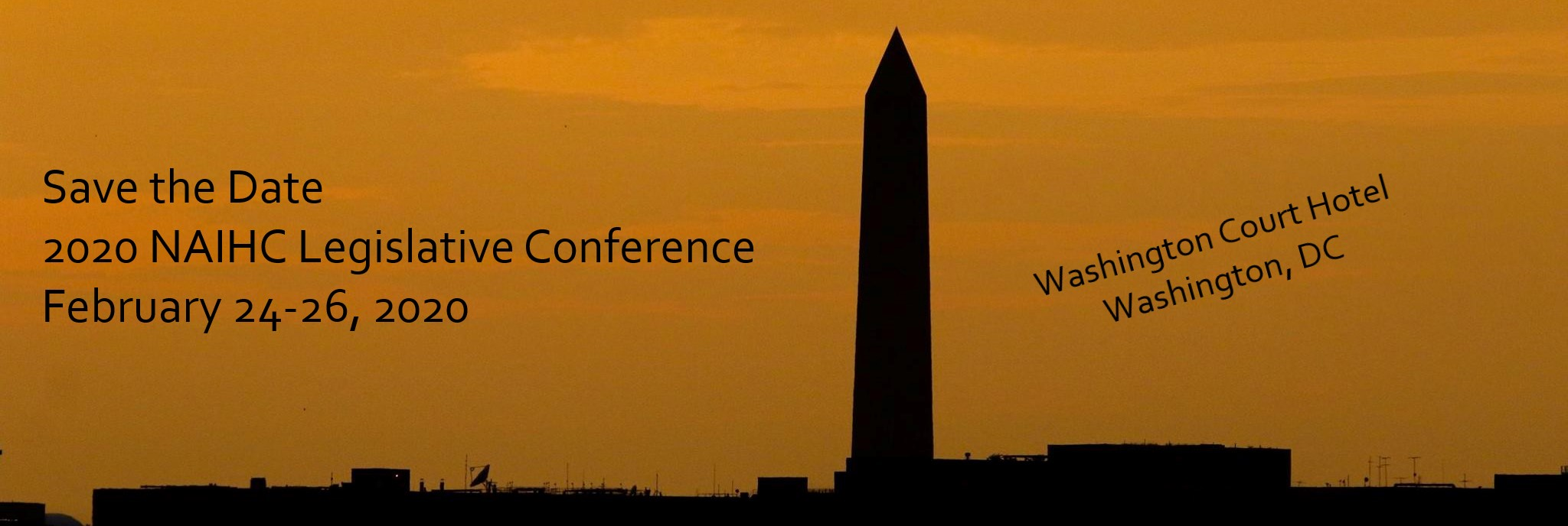 Legislative Conference | National American Indian Housing